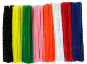 Children's Craft Pipe Cleaners