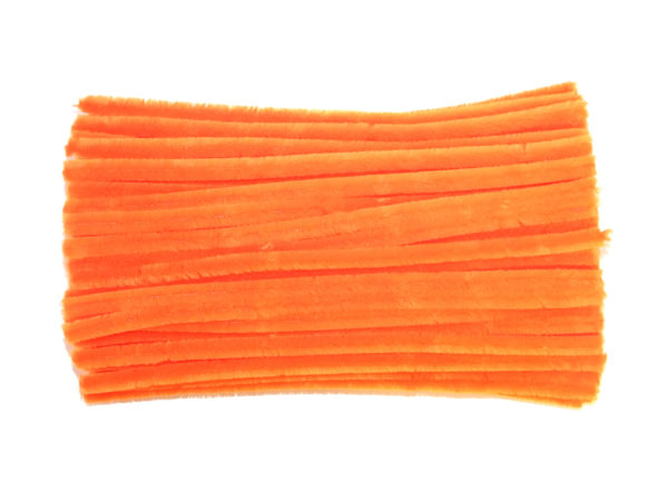 orange-chenille-pipe-cleaners