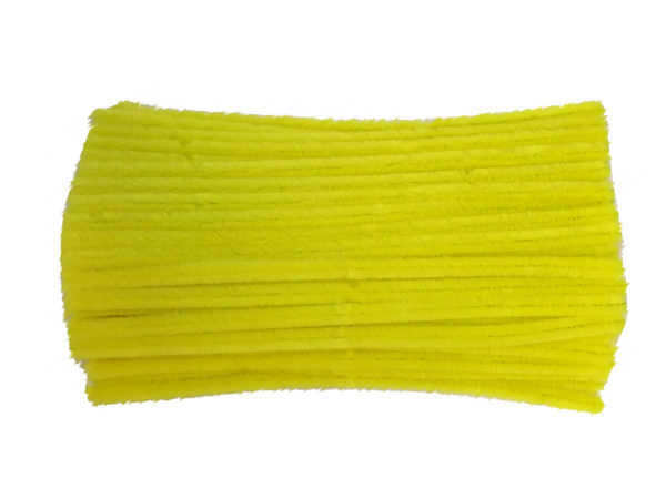 childrens-yellow-pipe-cleaners