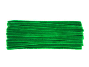 emerald-green-pipe-cleaners