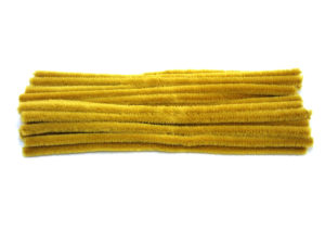 sovereign-gold-chenille-pipe-cleaners