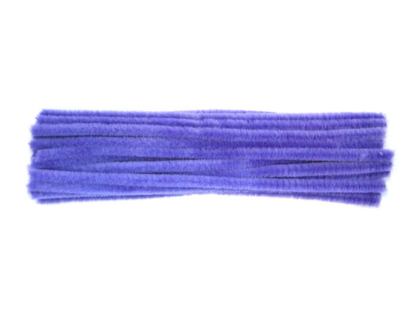 lilac-pipe-cleaners