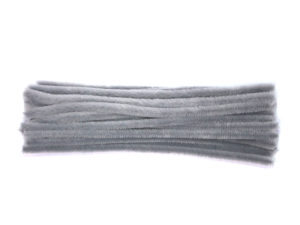light-grey-craft-pipe-cleaners