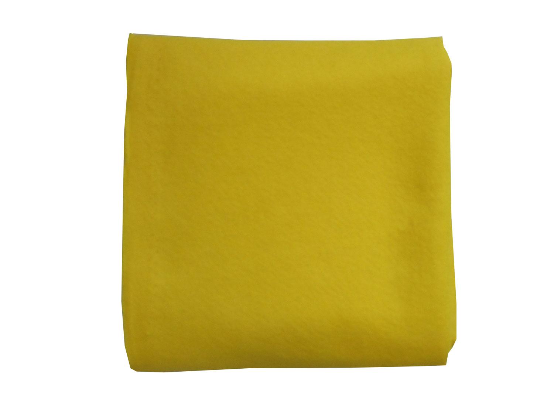 Yellow Felt For Craft