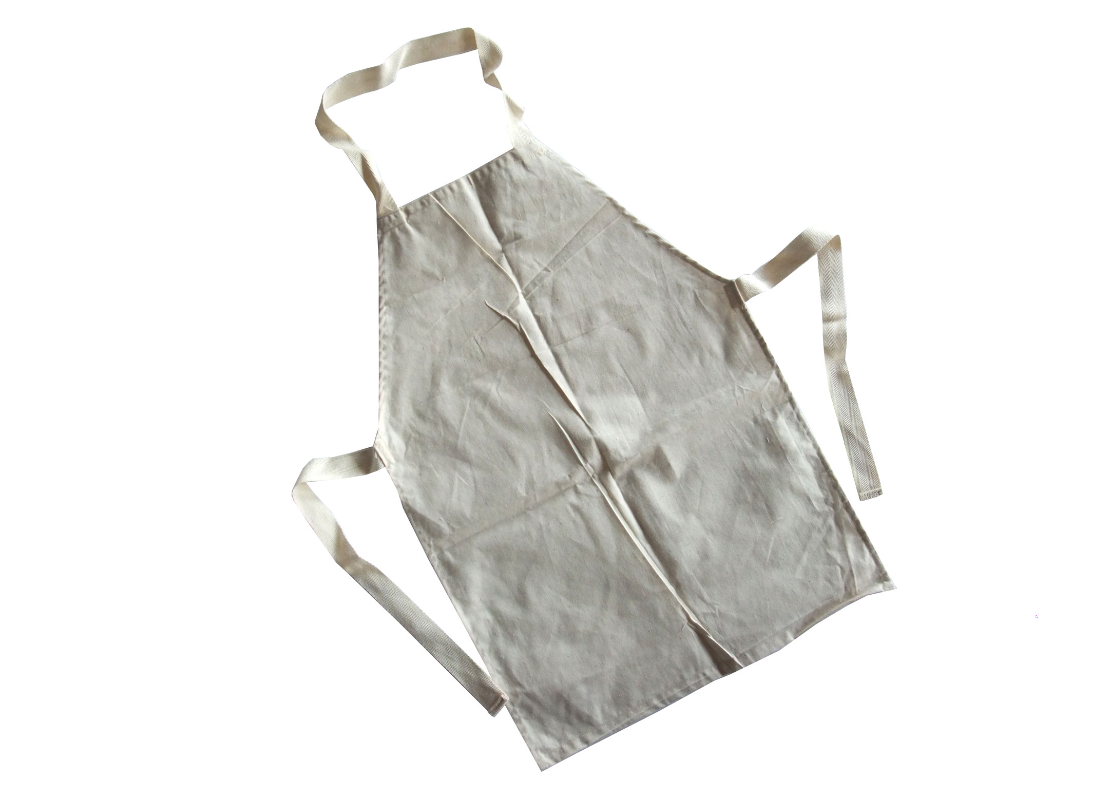 White apron to decorate - Calico Apron Pinnies Choice Of Pack Sizes