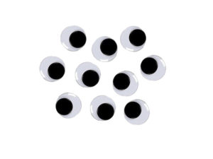 10mm Googly Eyes