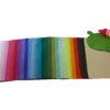 Assorted Squares – Caterpillar Stripe