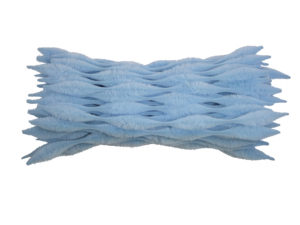 blue-bump-chenille-pipecleaners