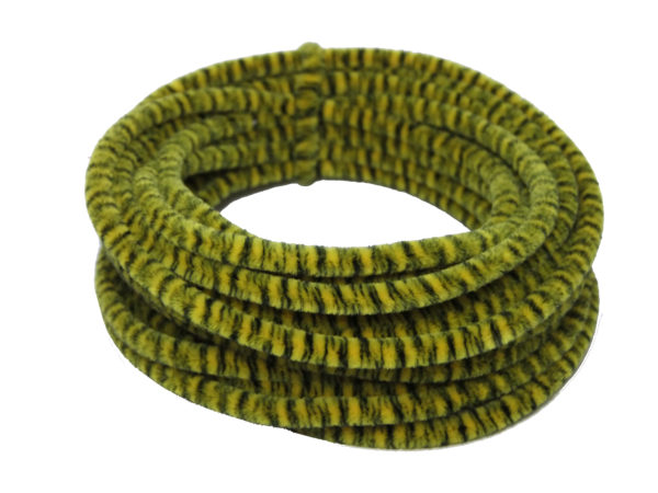 black-and-yellow-pipe-cleaner-coil