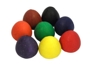chubby egg crayons