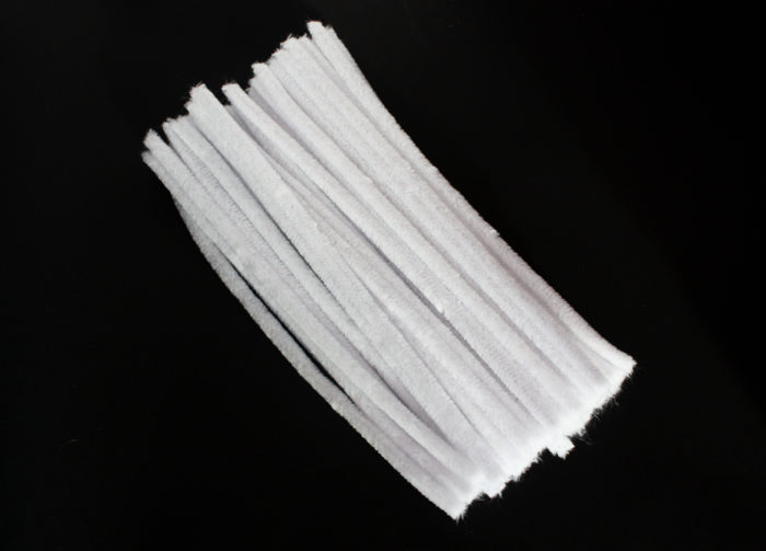 Luxury White Pipe Cleaners