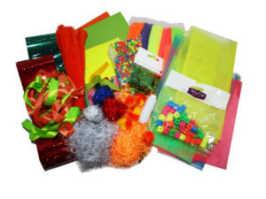 Fluorescent Craft Kit