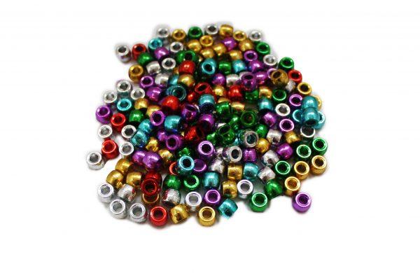 Code 521 Metallic beads 2