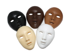 Role Play Masks (5 Pack)