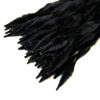 black bump chenille pipe cleaners
