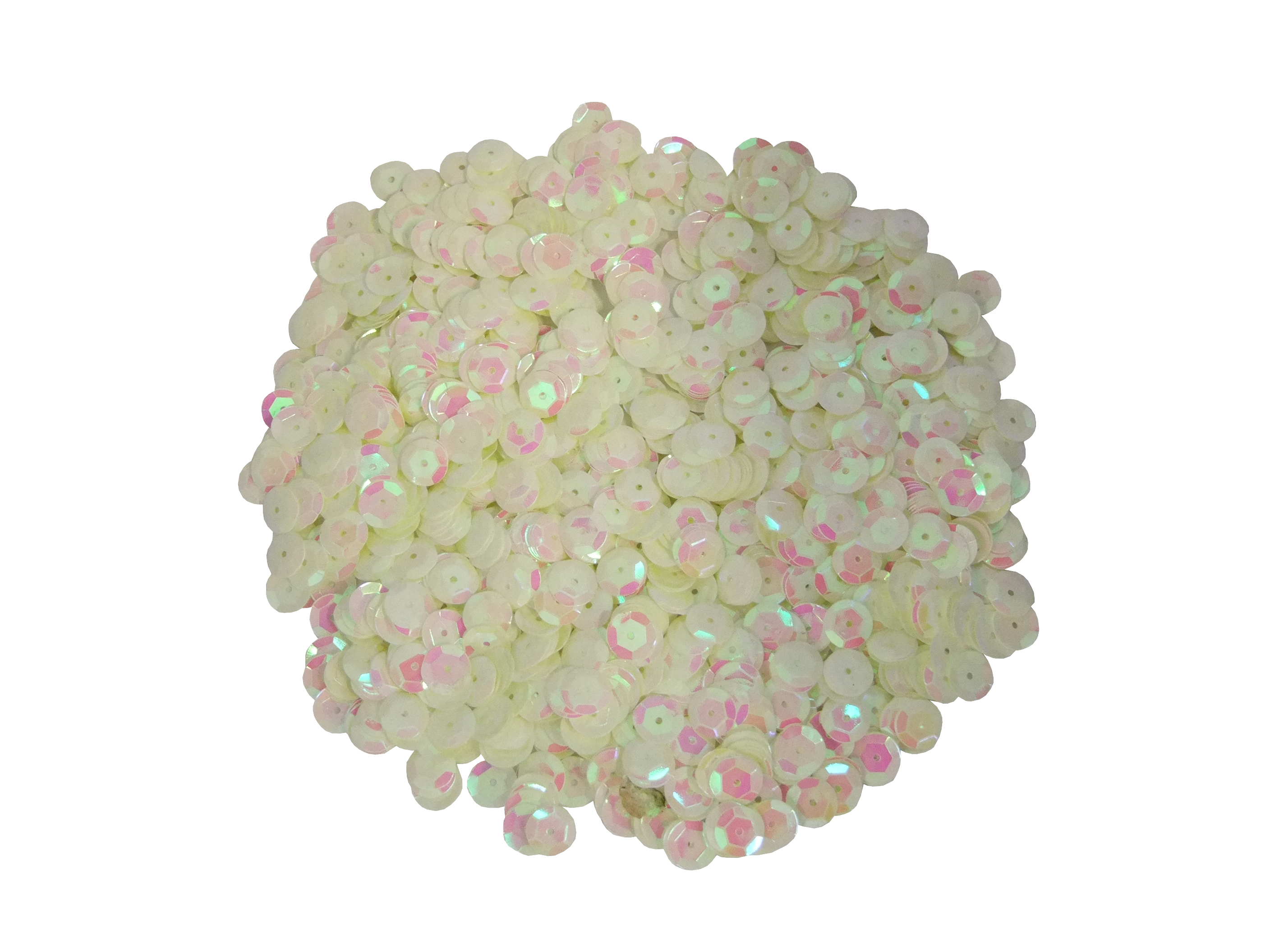 10mm round cup sequins