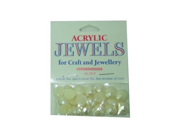 pearl-cream-10mm-acrylic-gems