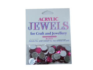 dark-fuchsia-10mm-acrylic-gems