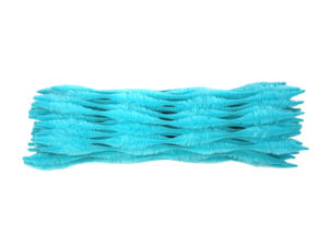 turquoise-bump-pipe-cleaners