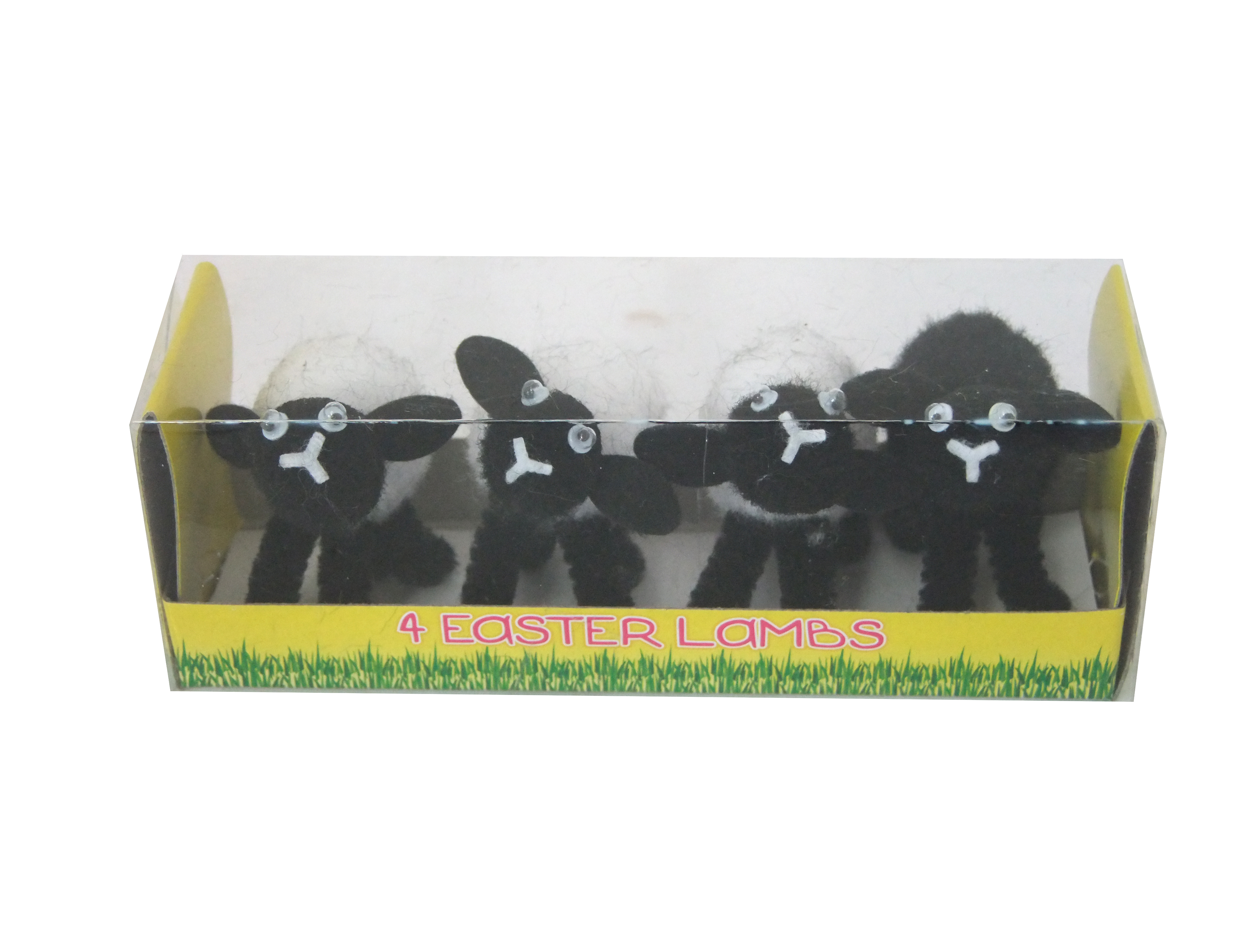 Fluffy Easter Lambs