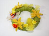Easter Polystyrene Wreath