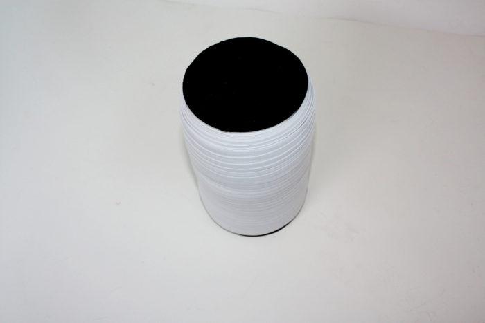 White elastic