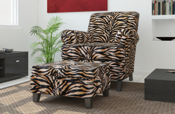 tiger upholstery
