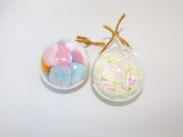 easter baubles