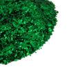 green-craft-glitter