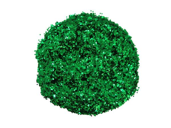 green-glitter