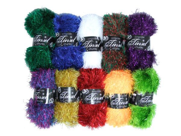 king-cole-tinsel-yarn