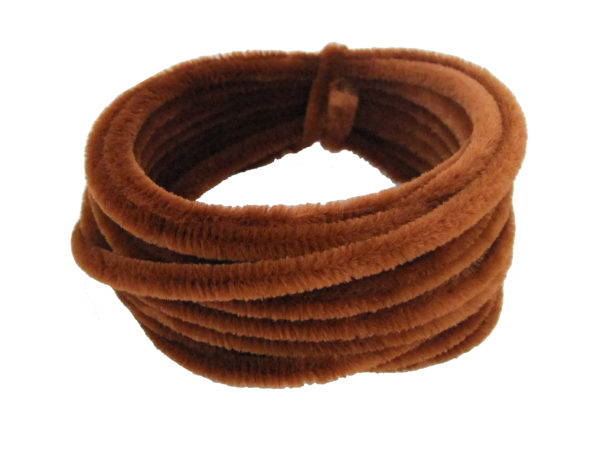 nutmeg-brown-pipe-cleaner-coil