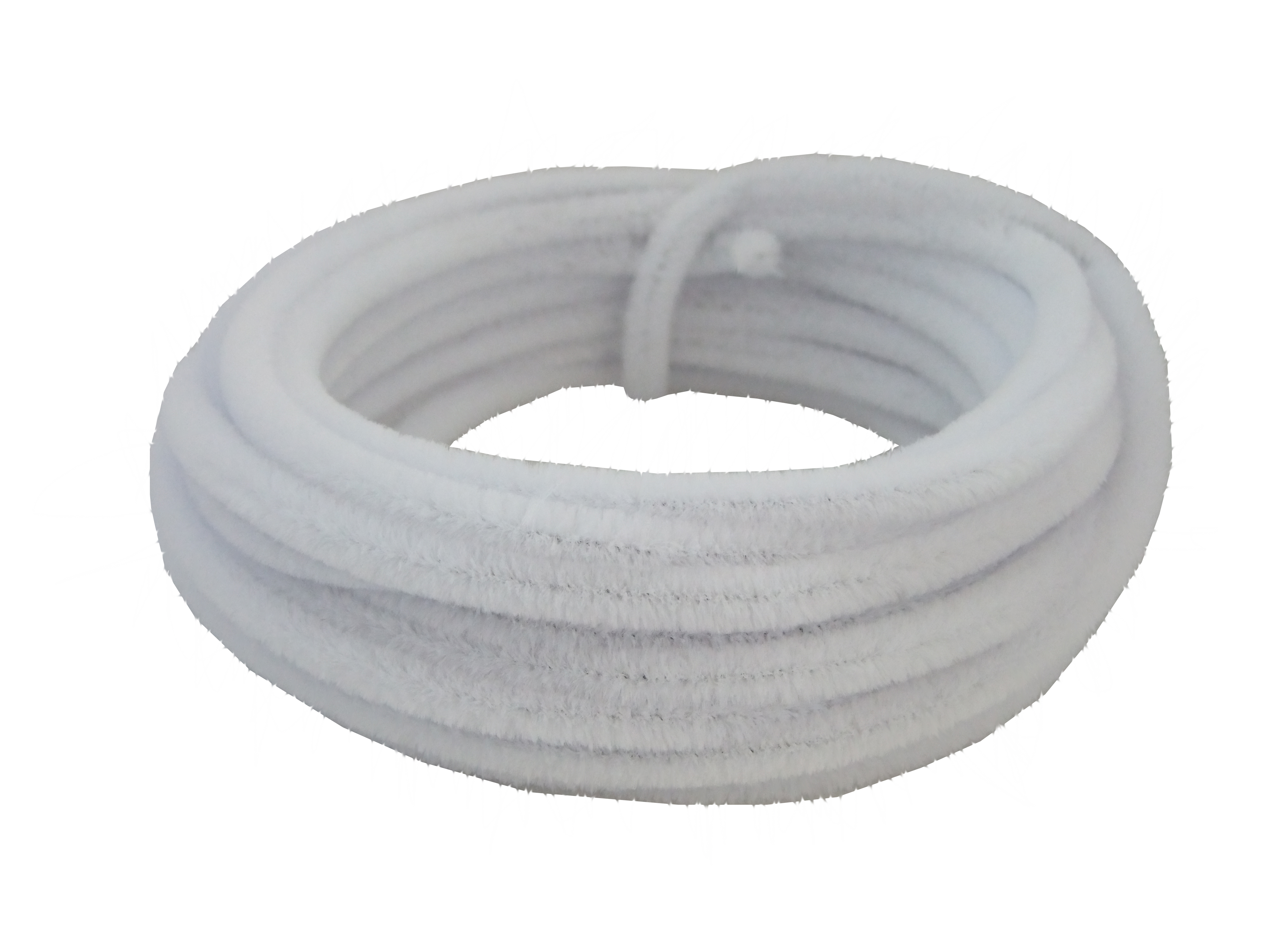 white-pipe-cleaner-coil